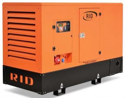 Дизельный генератор RID 80 C-SERIES S