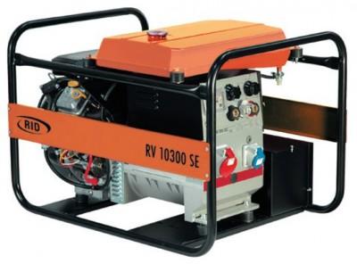 Бензиновый генератор RID RV 10300 SE