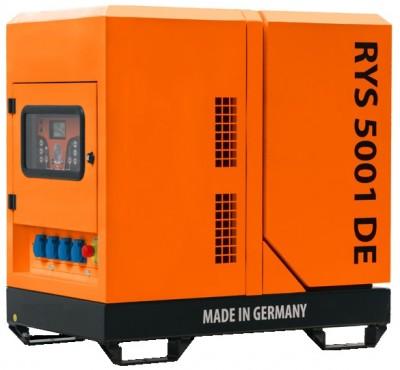 Дизельный генератор RID RYS 5001 DE