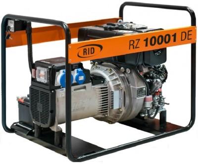 Дизельный генератор RID RZ 10001 DE