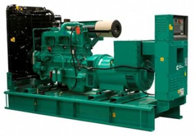 Дизельный генератор Cummins C450D5e с АВР