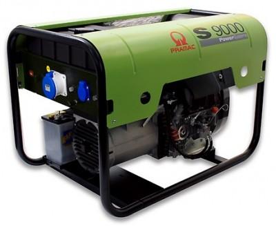 Дизельный генератор Pramac S9000 3 фазы с АВР