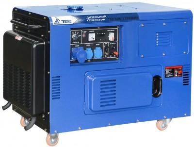 Дизельный генератор ТСС SDG 12000EHS с АВР