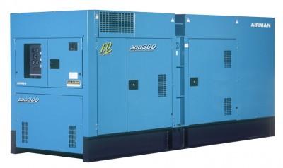 Дизельный генератор Airman SDG300S