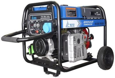 Дизельный генератор ТСС SDG 7000 EH с АВР