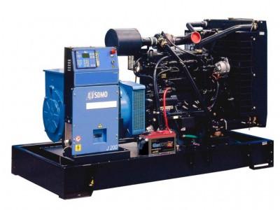 Дизельный генератор SDMO J200K с АВР