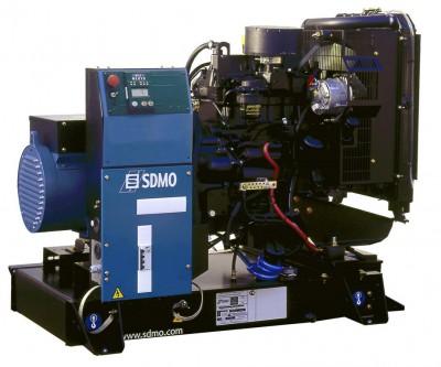 Дизельный генератор SDMO J44K с АВР