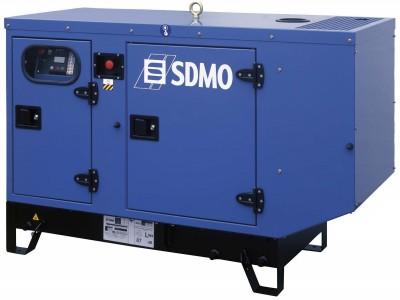 Дизельный генератор SDMO K 17M-IV с АВР