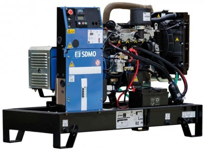 Дизельный генератор SDMO K 6M с АВР