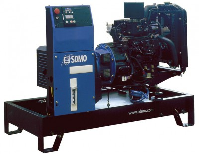 Дизельный генератор SDMO T 11HKM