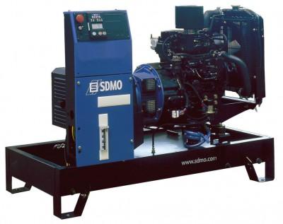 Дизельный генератор SDMO T 8HKM с АВР