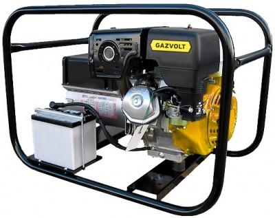 Газовый генератор Gazvolt Standard 6250 TA SE 01 с АВР