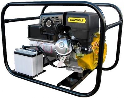 Газовый генератор Gazvolt Standard 7500 A SE 01 с АВР