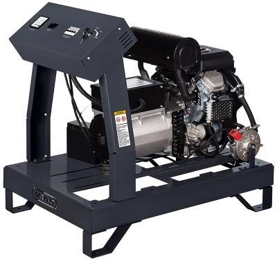 Газовый генератор Gazvolt Standard 17000 B 01 с АВР