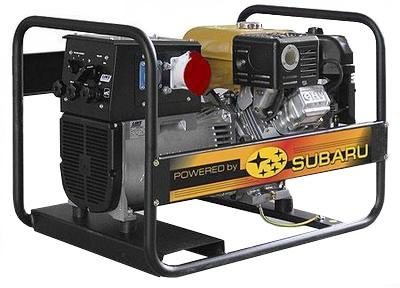 Бензиновый генератор Energo EB 3.5/230-W120R