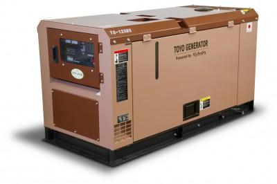 Дизельный генератор TOYO TG-12SBS