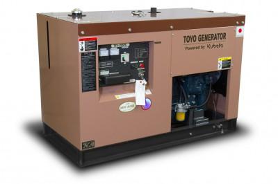 Дизельный генератор Toyo TKV-20SPC с АВР