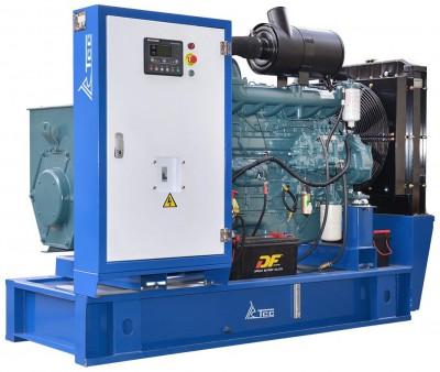 Дизельный генератор ТСС АД-100С-Т400-1РМ17 с АВР