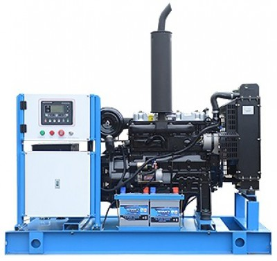 Дизельный генератор ТСС АД-30С-Т400-1РМ10 с АВР