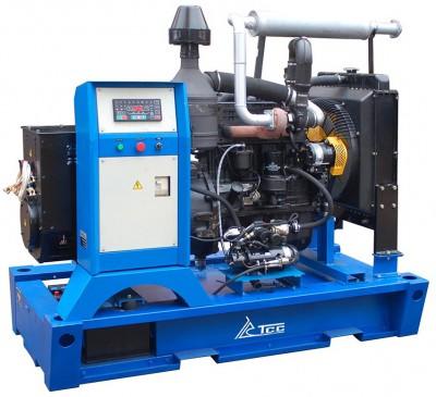 Дизельный генератор ТСС АД-60С-Т400-1РМ1 с АВР