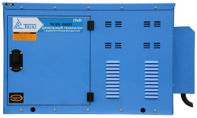 Дизельный генератор ТСС SDG 10000 ES ATS