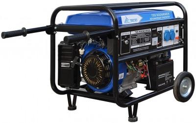 Бензиновый генератор ТСС SGG 6000 EH (новая модель)