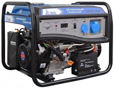 Бензиновый генератор ТСС SGG 7000 E (новая модель)