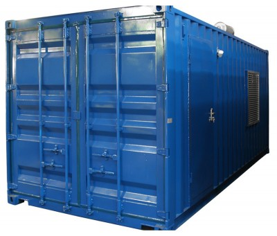 Дизельный генератор Energo ED 2000/400M в контейнере с АВР
