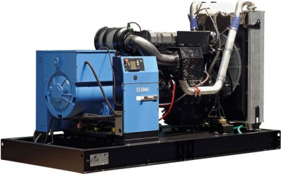 Дизельный генератор SDMO V500K