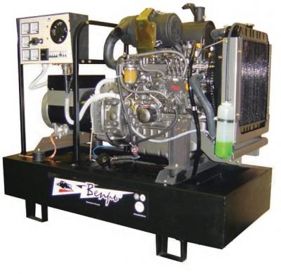 Дизельный генератор Вепрь АДС 15-Т400 РЯ с АВР