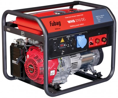 Сварочный генератор Fubag WHS 200 DC