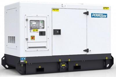 Дизельный генератор Power Link WPS100S с АВР