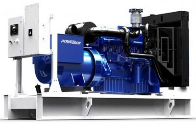 Дизельный генератор Power Link WPS350 с АВР