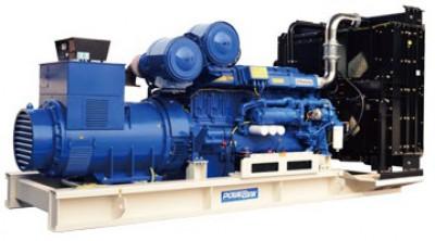 Дизельный генератор Power Link WPS725 с АВР