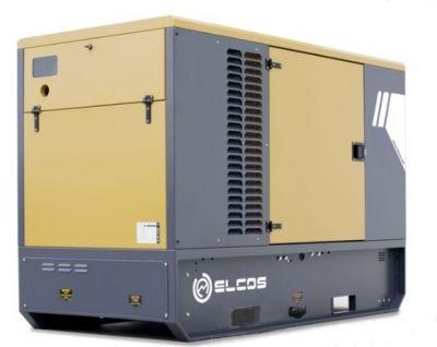 Дизельный генератор Elcos GE.CU.040/035.SS с АВР