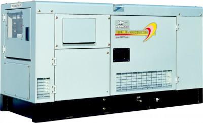 Дизельный генератор Yanmar YЕG 2З0 DSLS-5B