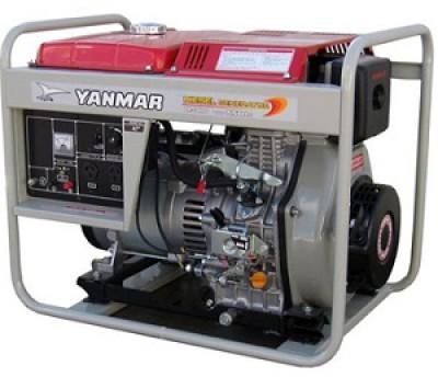Дизельный генератор Yanmar YDG 6600 ТN-5EB2 electric