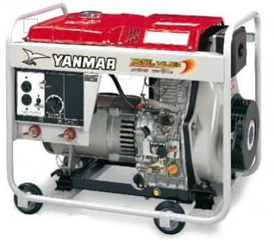 Сварочный генератор Yanmar YDW 190 N-5B