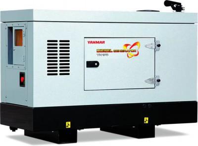 Дизельный генератор Yanmar YH 170 DTLS-5B с АВР