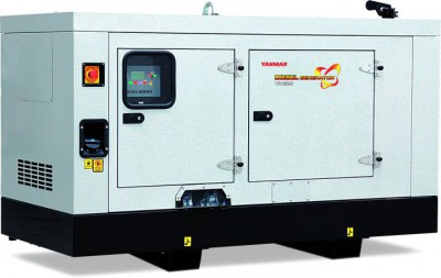 Дизельный генератор Yanmar YH 550 DTLS-SB